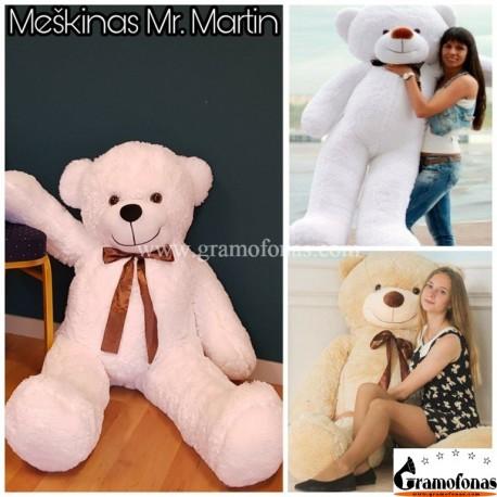 140 (150) cm meškinas Mr. Martin 8 spalvos