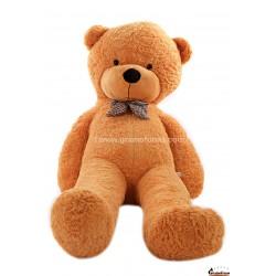 Šviesiai rudas meškinas 200 cm TEDDY / Dideli pliušiniai meškinai