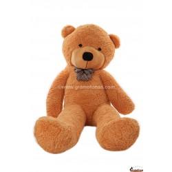 Šviesiai rudas meškinas 180 cm TEDDY / Dideli pliušiniai meškinai