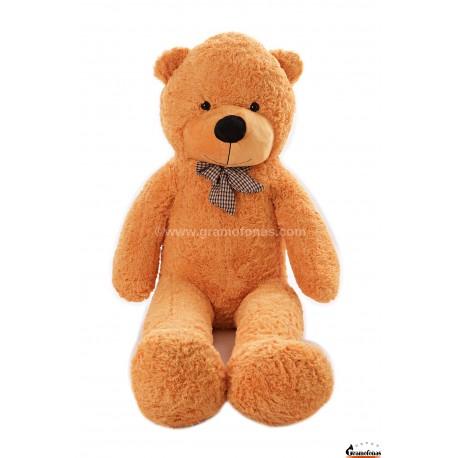 Šviesiai rudas meškinas 160 cm TEDDY / Dideli pliušiniai meškinai